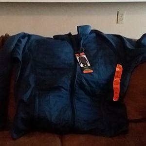 Orvis Men Mixed Media Jacket